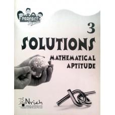 3 Solutions Mathematical Aptitude