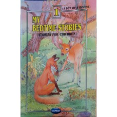 A Set of 5 books My Bedtime Stories (Stories for children)