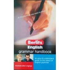 Berlitz English Grammar Handbook