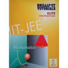 Brilliant Tutorials IIT-JEE Mathemaitcs Elite 2-Years Postal Course IIT Module 14