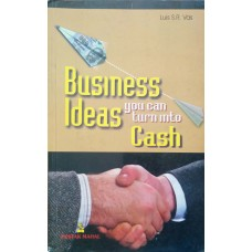 Business Idea you can turn into Cash