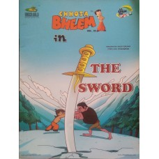 Chota Bheem in The Sword