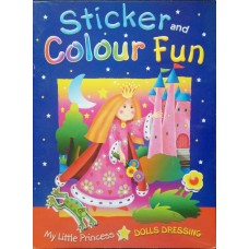 Sticker and Colour Fun